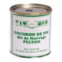 Goudron de Pin / de Norvège Pelton 800g Fertiligene