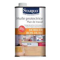Huile Protectrice Plan de Travail 500ml Starwax