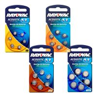 Pile Acoustique Rayovac