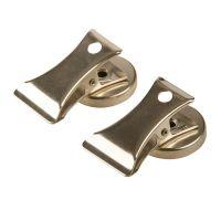 Pinces Magnétiques x2 Silverline