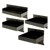 Plateaux Magnétiques x4 pour Outils Silverline