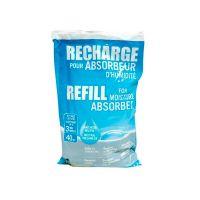 Recharge pour Absorbeur d'Humidité 1kg Humidivore