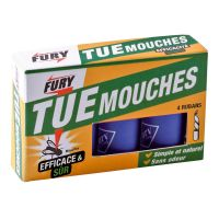 Ruban Tue Mouches x4 Fury