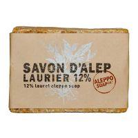 Savon d'Alep 12% Laurier 210g Aleppo Soap