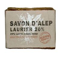 Savon d'Alep 20% Laurier 200g Aleppo Soap