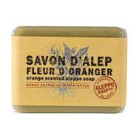 Savon d'Alep à la Fleur d'Oranger 100g Aleppo Soap