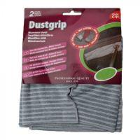 Serpillières Microfibres Dustgrip x2