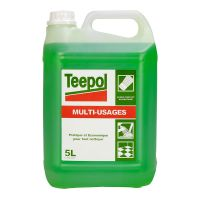 Teepol Multi-Usages Contact Alimentaire 5L Diversey