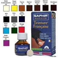 Teinture Française Pénétrante 50ml Saphir